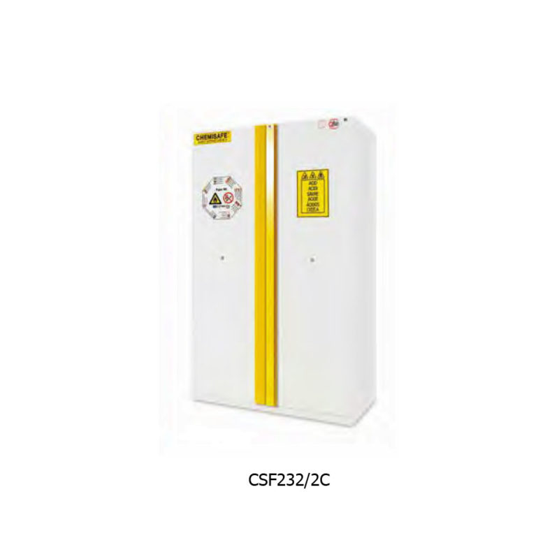 ARMADIO DI SICUREZZA COMBINATI SERIE COMBISTORAGE 120 FIRE TYPE 90 MODELLO CSF232/2C