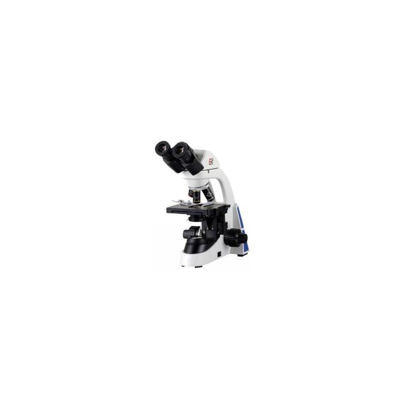 Microscopio Binoculare ORMA Acromatico Biologico 1000x - LED 3W