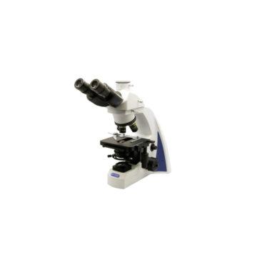 MICROSCOPIO TRINOCULARE ORMA SEMIPLANARE SERIE BIOLINE UIS - LED 1W