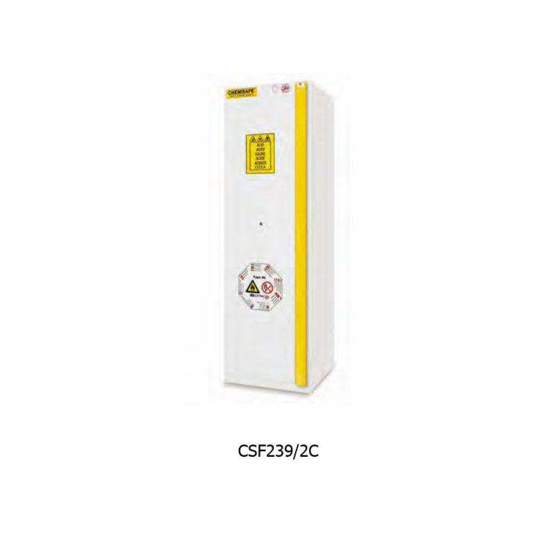 ARMADIO DI SICUREZZA COMBINATI SERIE COMBISTORAGE 60 FIRE TYPE 90 MODELLO CCSF239/2C